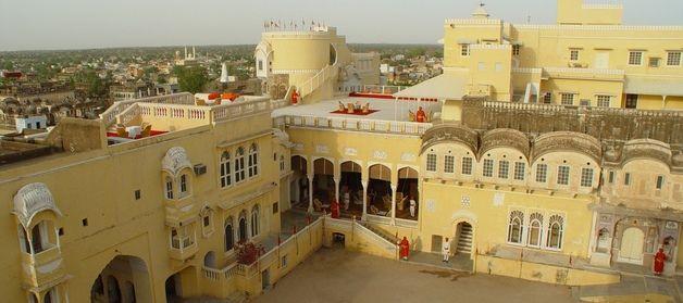 Castle Mandawa